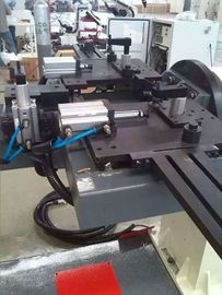 Cina 0,05 Mm Otomatis Robotic Welding Machine / Robotic Welding Arm pabrik