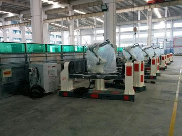 Cina OEM Internet Kecepatan Robotic Welding Machine 3D Laser Robotic Cutting Machine pabrik